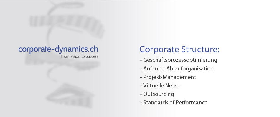 Corporate Structure
