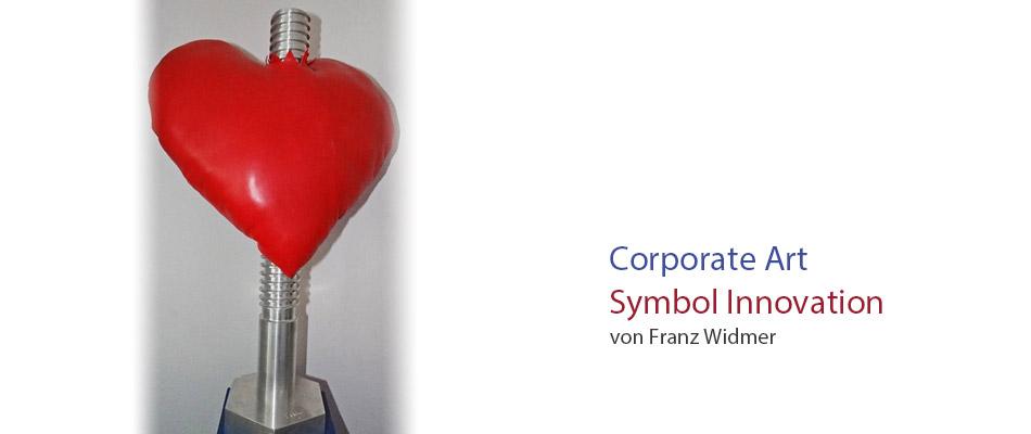 Symbol Innovation von Franz Widmer