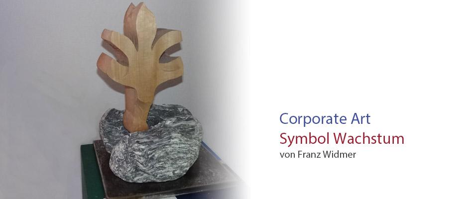 Symbol Wachstum von Franz Widmer